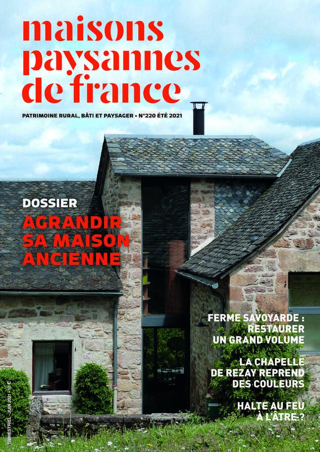 Maisons paysannes de France, 220 - Bulletin n°220