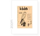 La Hulotte, 6 - le faucon crécerelle