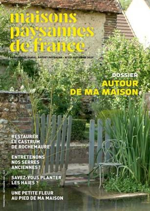Maisons paysannes de France, 221 - Bulletin n°221