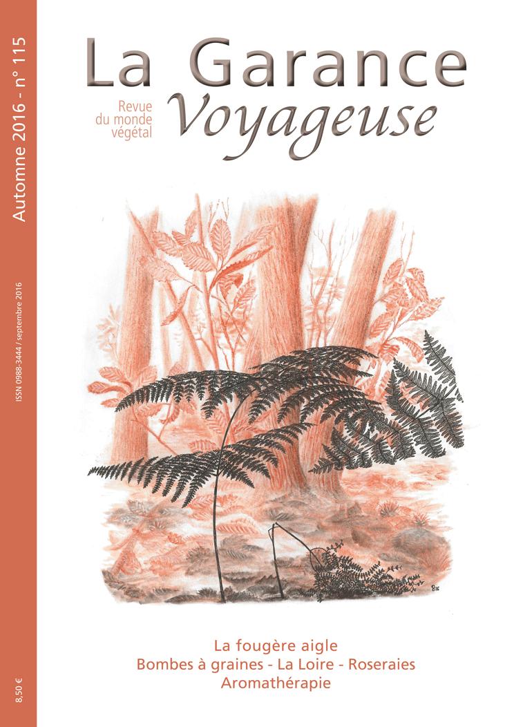 La Garance Voyageuse, 115 - Bulletin n°115