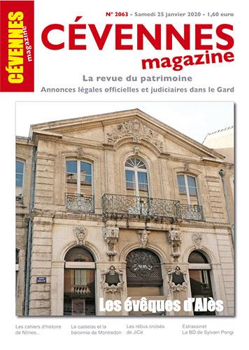 Cévennes Magazine, 2063 - Bulletin n°2063