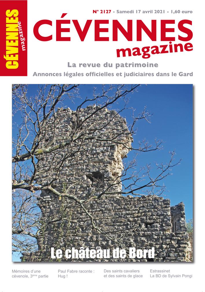 Cévennes Magazine, 2127 - Bulletin n°2127