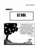 Cahiers de l'agroécologie, 2 - Le sol