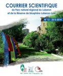 Courrier scientifique du Parc naturel régional du Luberon et de la Réserve de biosphère Luberon-Lure, 12 - 2013-2014