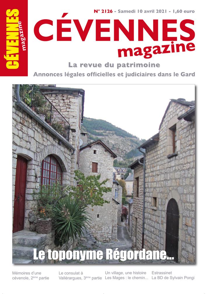 Cévennes Magazine, 2126 - Bulletin n°2126