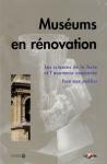 Muséums en rénovation
