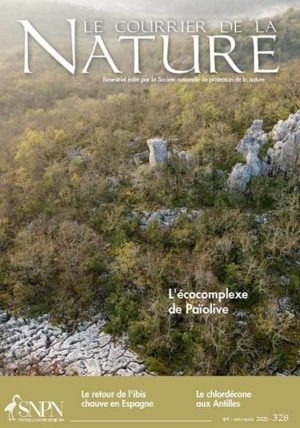 Le Courrier de la Nature, 328 - Bulletin n°328