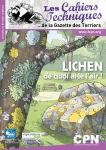 Les cahiers techniques de la Gazette des Terriers, 142 - Lichen, de quoi ai-je l'air ?