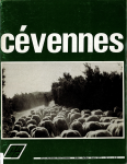 Cévennes (revue test), 1 - Bulletin n°1