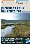Sciences Eaux & Territoires, 24 -  Restauration et réhabilitation des zones humides : enjeux, contextes et évaluation