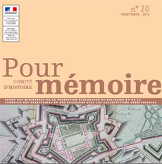 Pour mémoire, 20 - Printemps 2019 - Patrimoine immobilier des armées