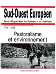 Sud-Ouest Européen, 16 - Pastoralisme et environnement