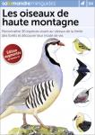 Les oiseaux de haute montagne