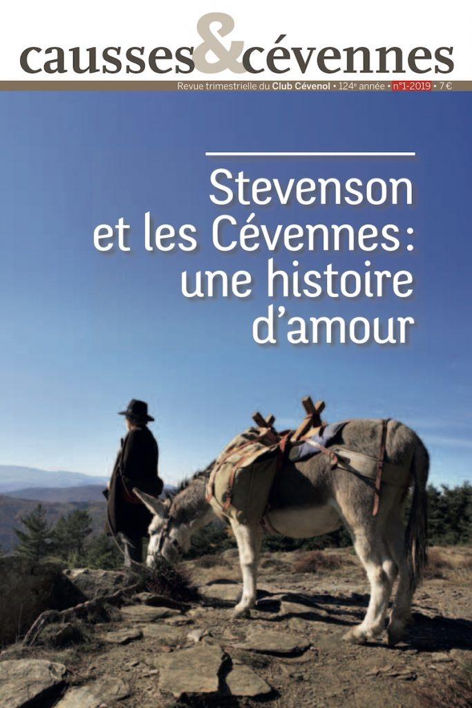 Causses et Cévennes, 1 - Stevenson et les Cévennes : une histoire d'amour