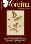 Oreina, 52 - La représentation des papillons précédant la photographie