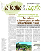 La feuille et l'Aiguille, Bulletin n°123 - juin 2021 - 123