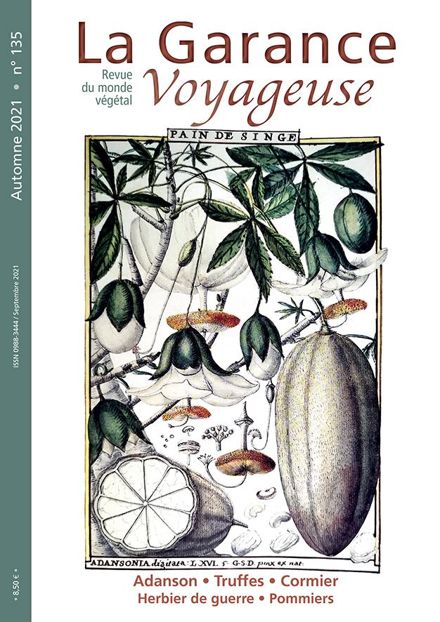 La Garance Voyageuse, 135 - Automne 2021
