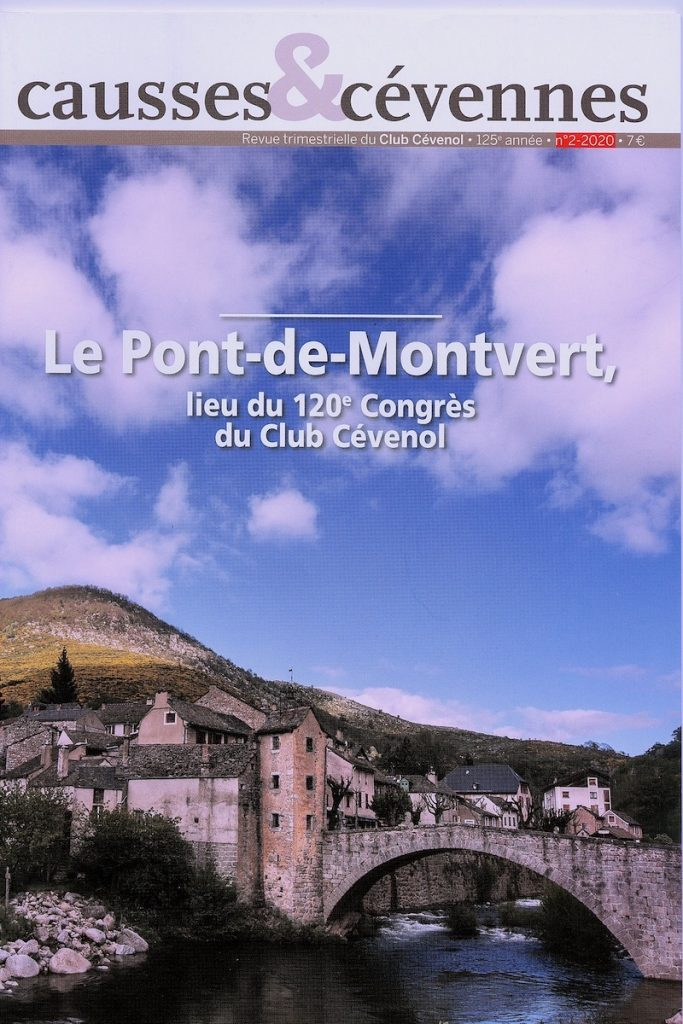 Causses et Cévennes, 2 - Le Pont-de-Montvert, lieu du 120e Congrès du Club Cévenol