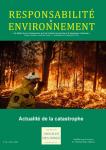 Responsabilité & Environnement, 98 - Actualité de la catastrophe