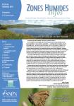 Zones Humides infos, 95-96 - Utilisation des insectes en zone humide
