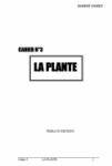 Cahiers de l'agroécologie, 3 - La plante