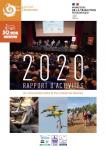 Rapport d'activités 2020 de l'établissement public du Parc national des Cévennes
