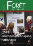 Forêt-entreprise, 239 - CNPF, Journées techniques nationales